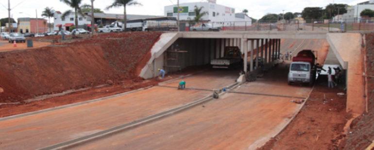 Ministro dos Transportes autoriza construção da trincheira em Uberlândia