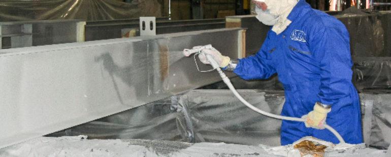 Interchar 2060 oferece maior proteção contra o fogo em estruturas metálicas