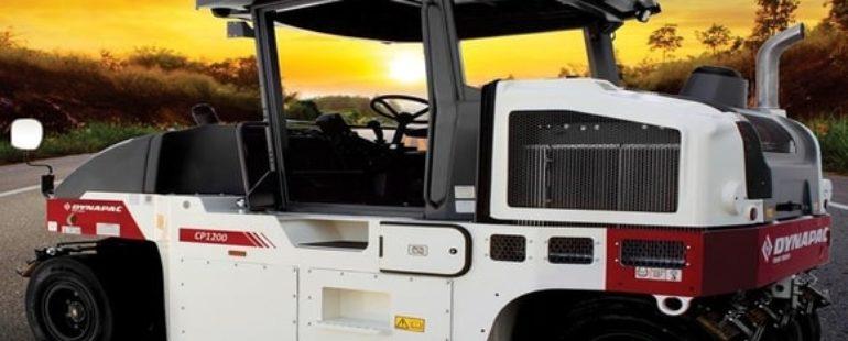 Dynapac vai lançar nova linha de compactadores