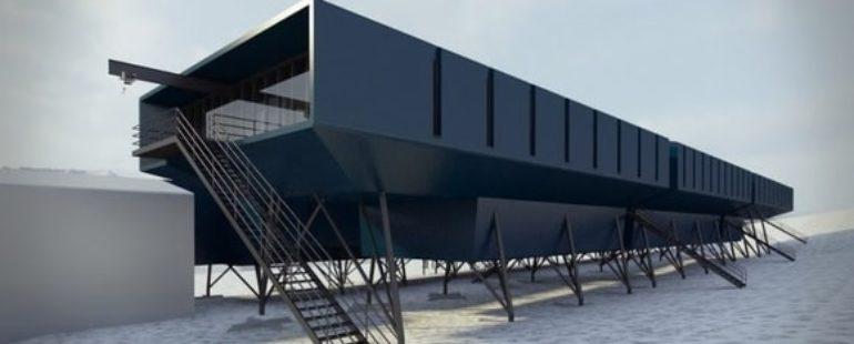 Arquitetura também é ciência: Projeto da nova estação Antártica