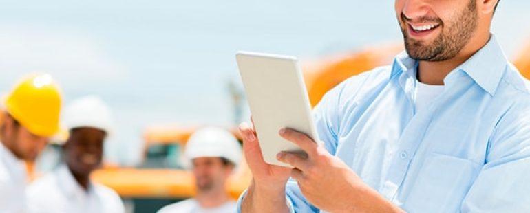 Aplicativo de construção conecta clientes e profissionais