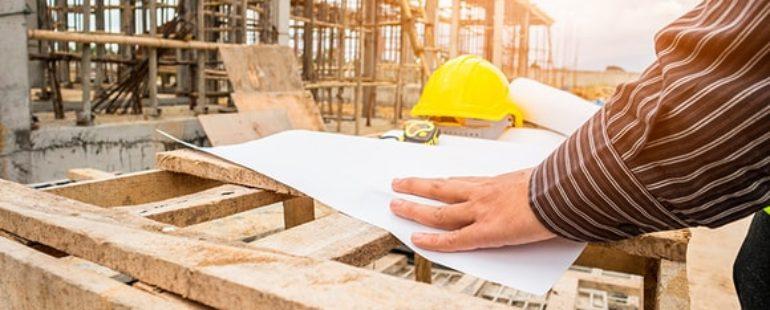 Indústria da construção reforça tendência de melhora