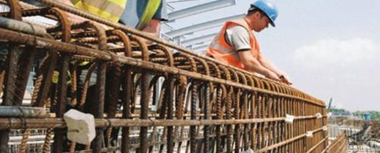 Emprego na construção chega a 5º mês seguido com saldo positivo