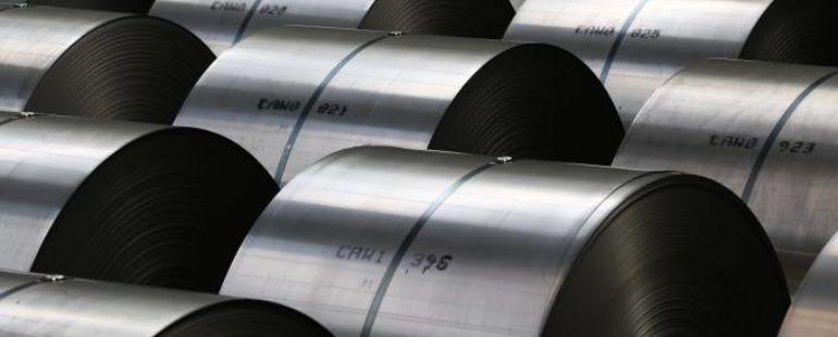 Aço ficará mais caro em 2020; siderúrgicas sobem na Bolsa