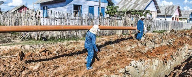 De construção à indústria química: oportunidades do marco do saneamento