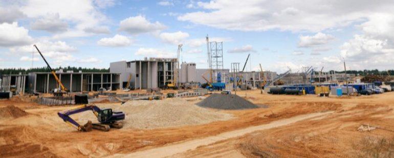 Confiança da construção alcança o maior patamar desde 2014