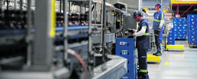 Produção industrial do Ceará cresce 8,5% em 12 meses