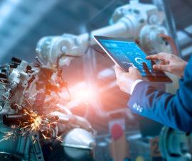 Empresas com tecnologia da indústria 4.0 enfrentam melhor a pandemia