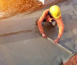 Comércio de cimento tem alta de 10,9% em 2020