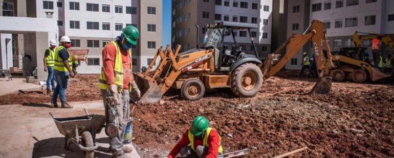 Confiança da construção sobe 0,1 ponto em dezembro, afirma FGV