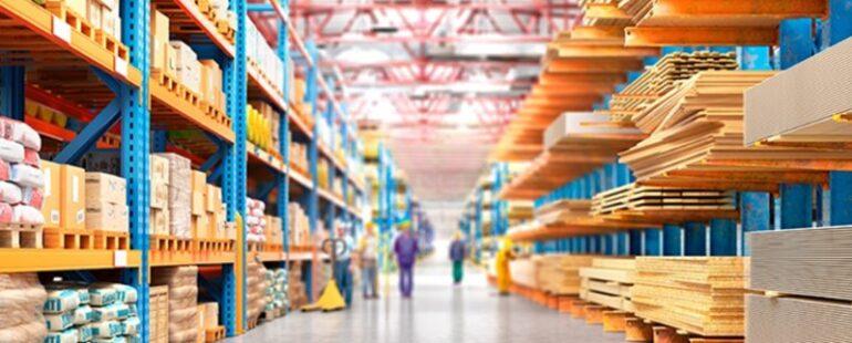 Faturamento da indústria de materiais de construção cresce 35,8% em maio