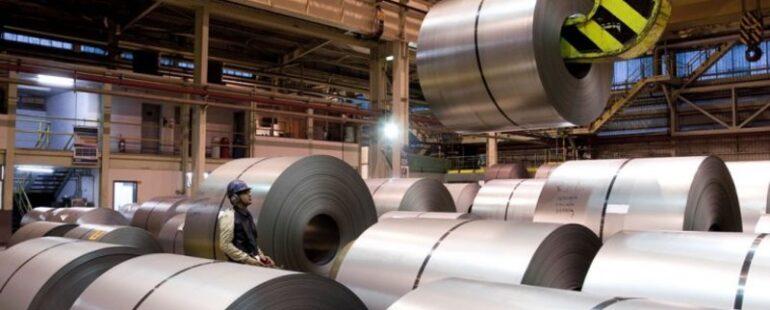 Sob pressão por alta dos preços, setor de aço vê produção crescer 40% em maio